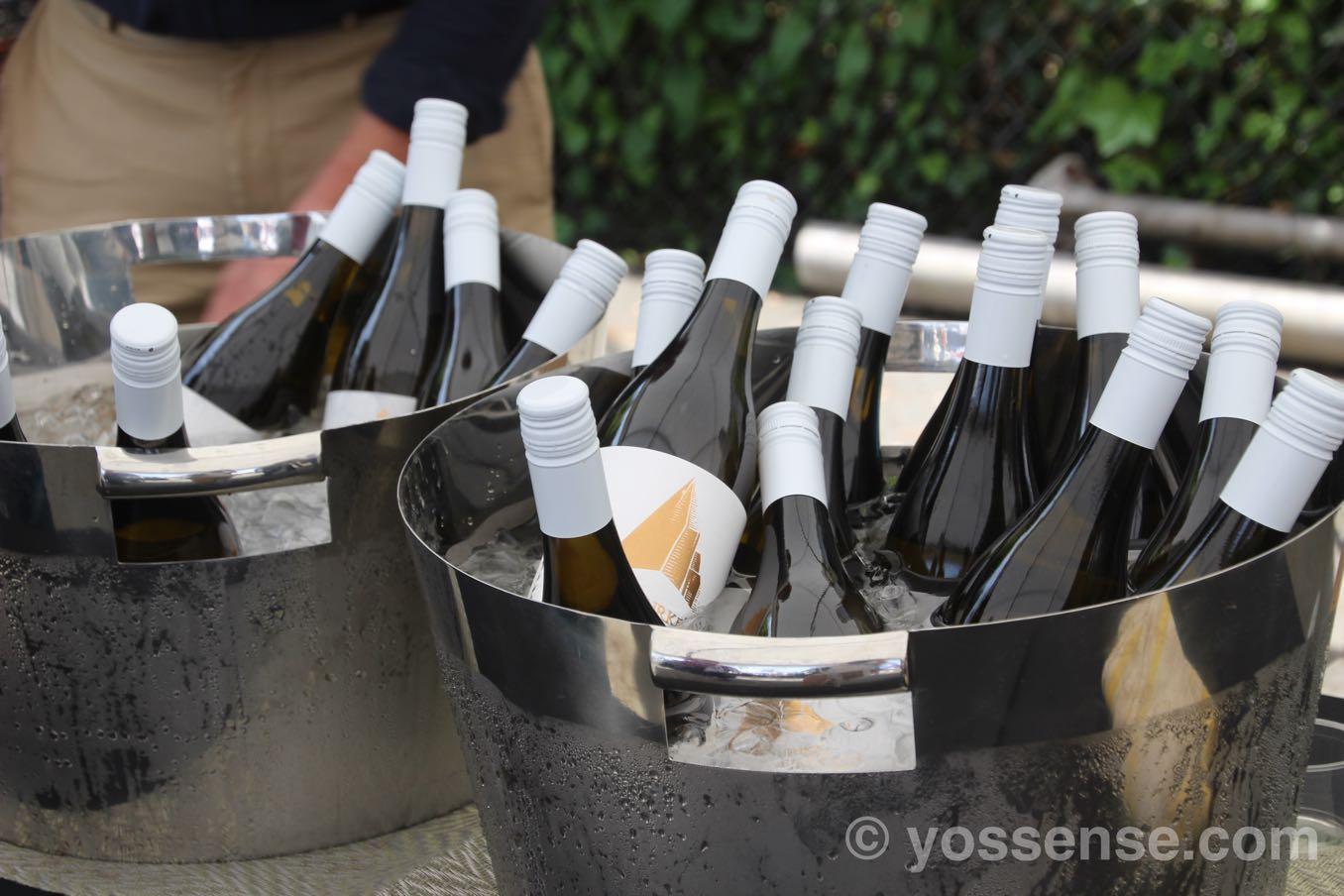 もう1種類のワインも飲んだ