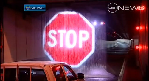 最強の「STOP」
