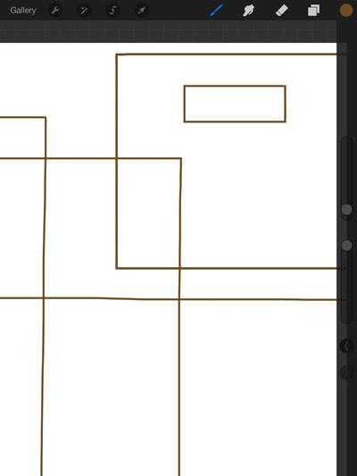 直線の引き方
