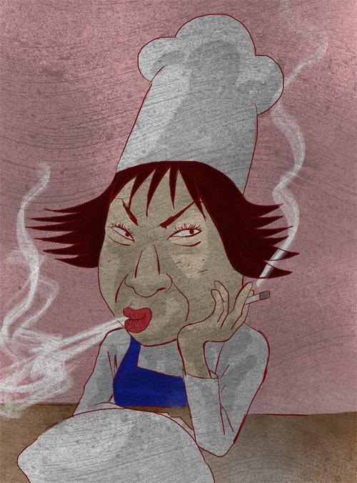 タバコさん