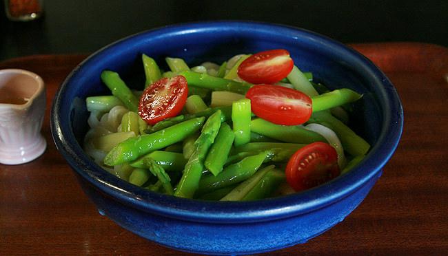 あやうたの野菜うどん~ガーリックオイル仕立て~