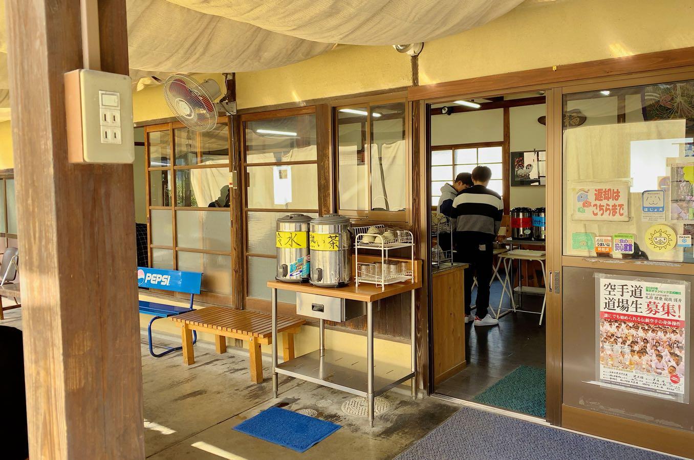 なかむら の食堂(食べるところ)