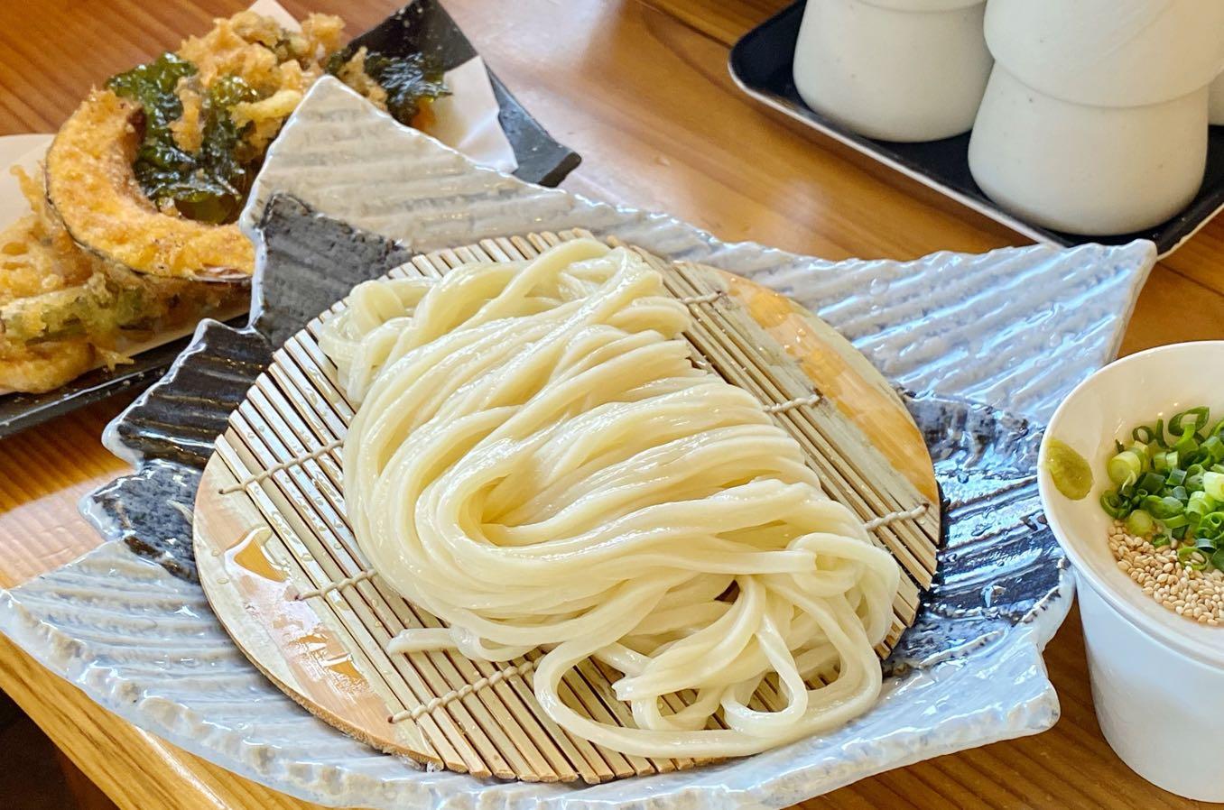 野菜天ざる(べつのお皿に)