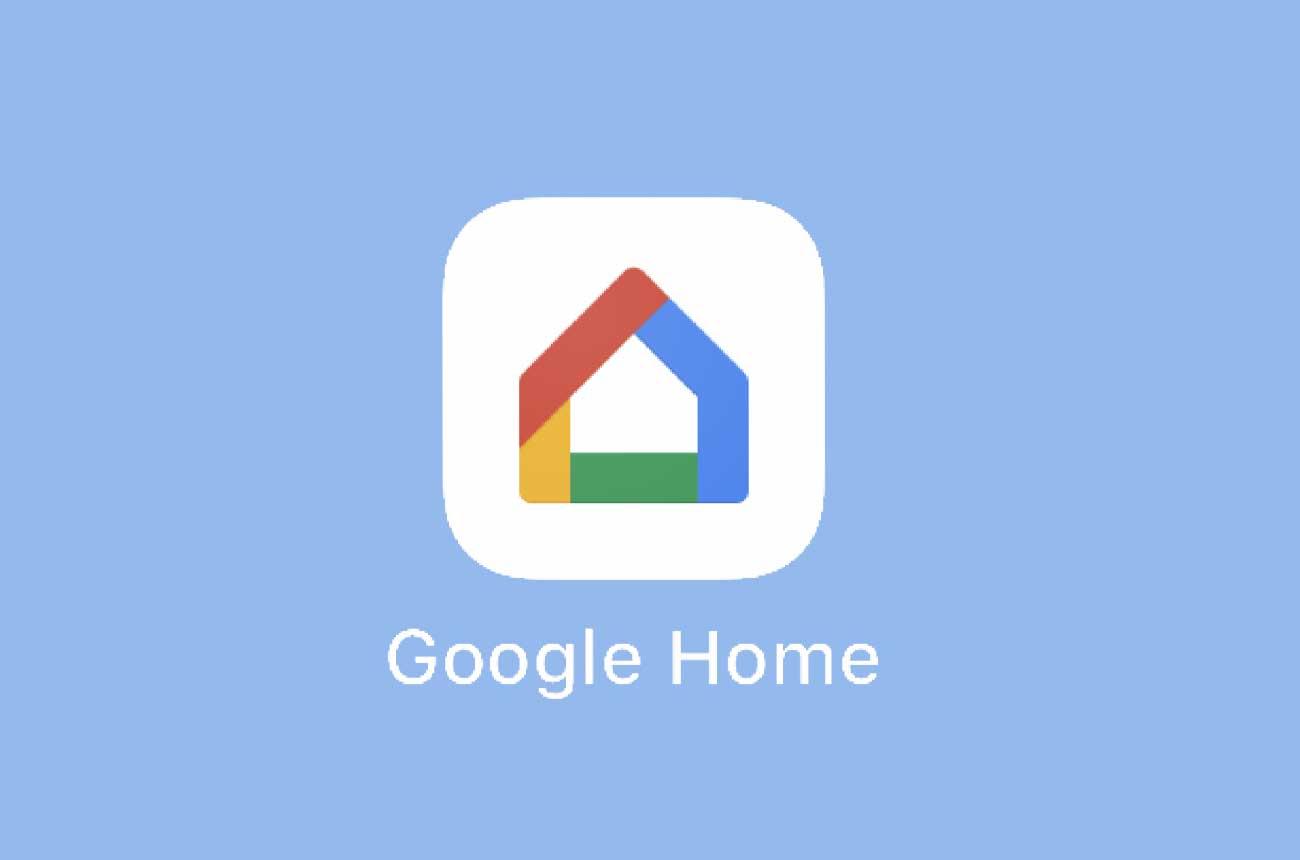 Google Homeのアプリアイコン