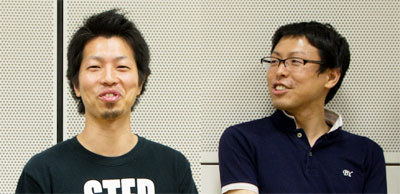 takaさんとチーさん