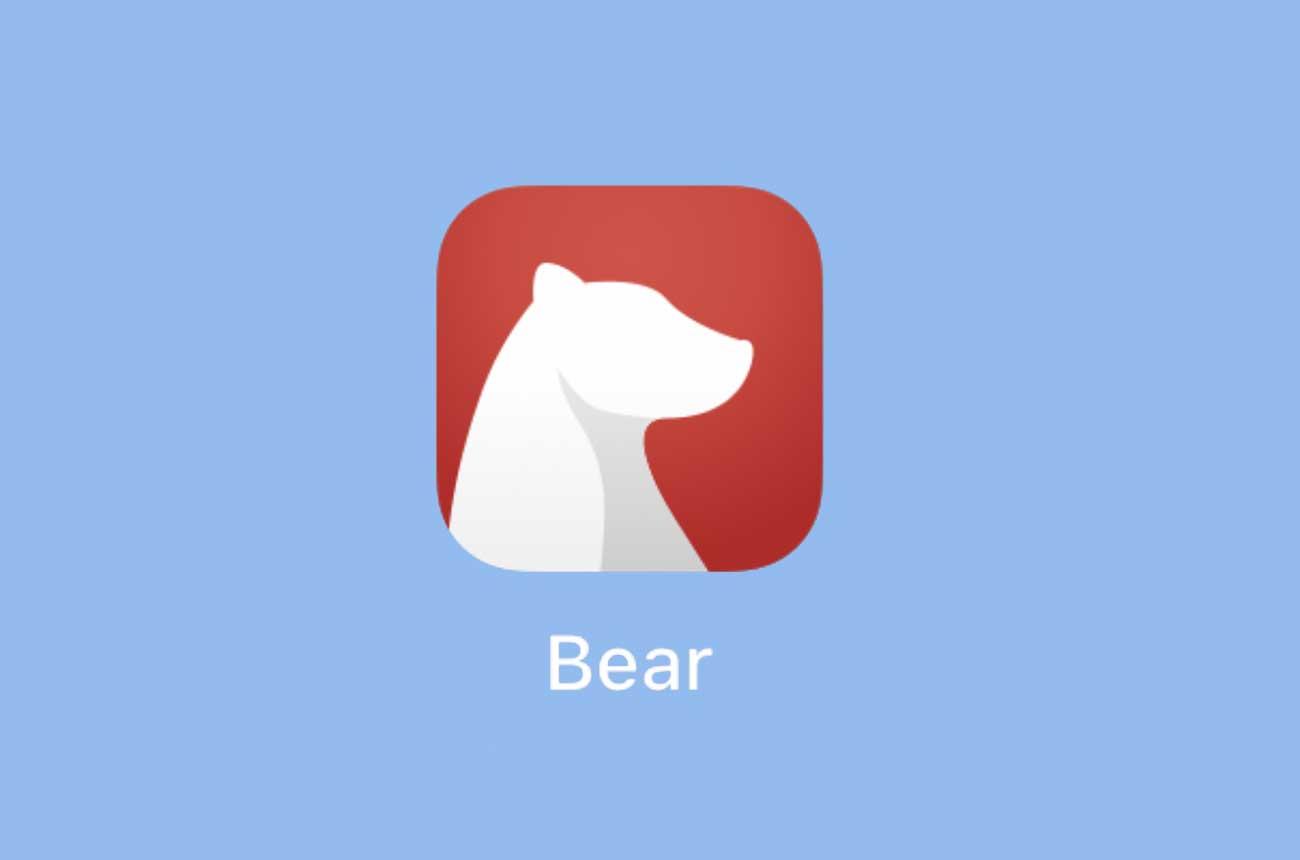 Bearのアイコン