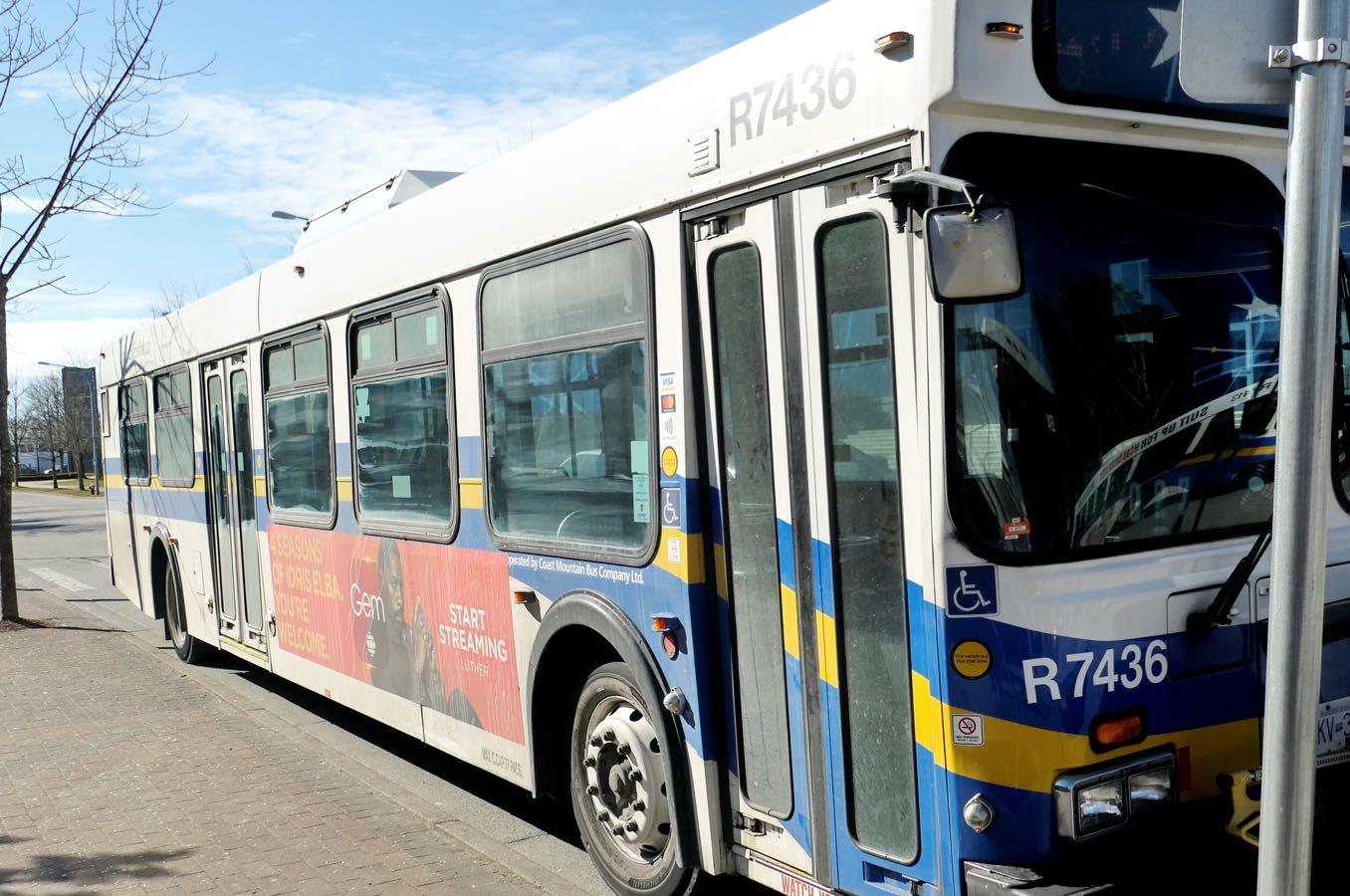 リッチモンドのバス