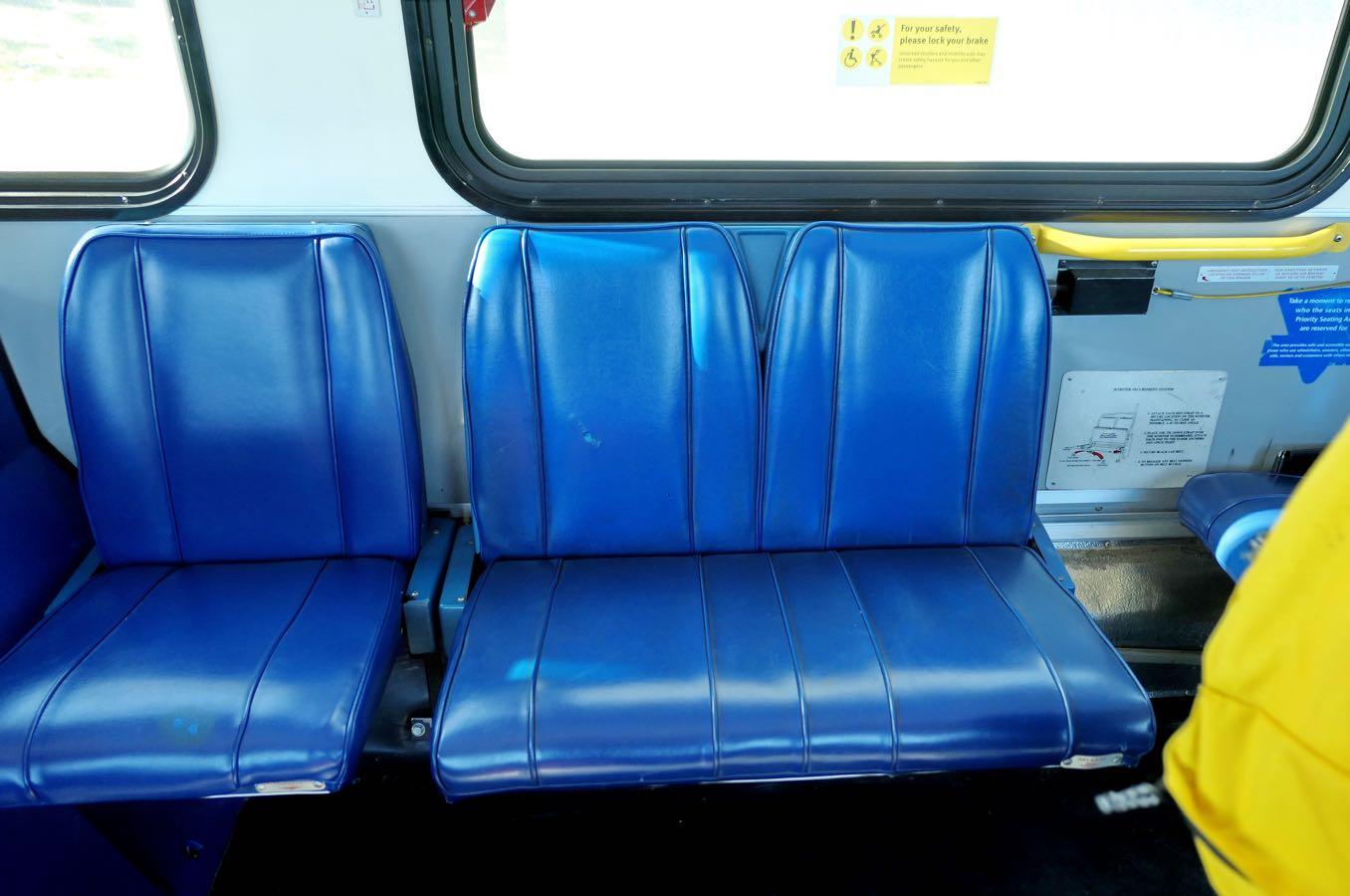 カナダのバスは障害者を超優先