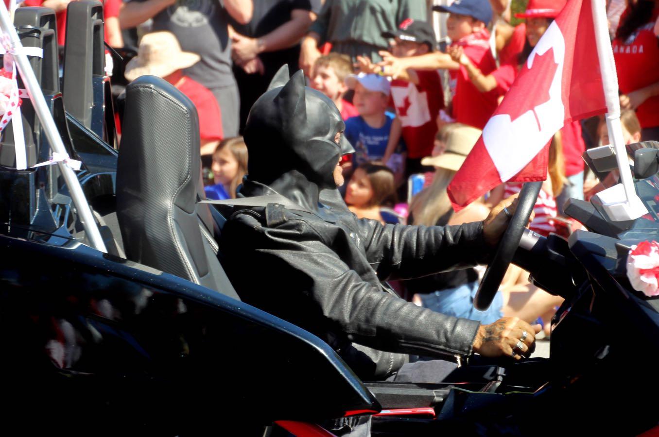 バットマンも登場