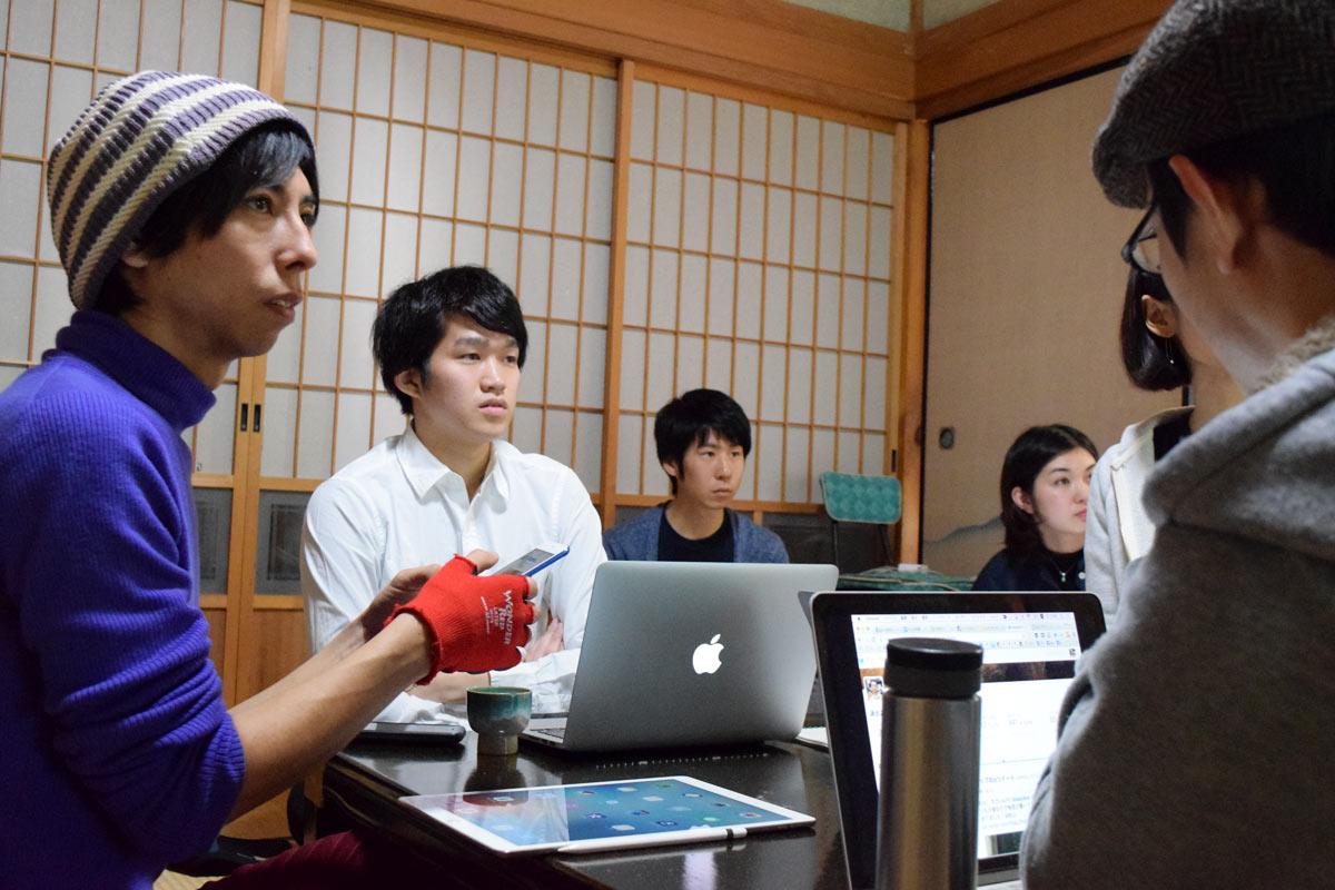 みんなノートパソコン(Mac)なのにわたしだけiPod touchとiPad Proでした