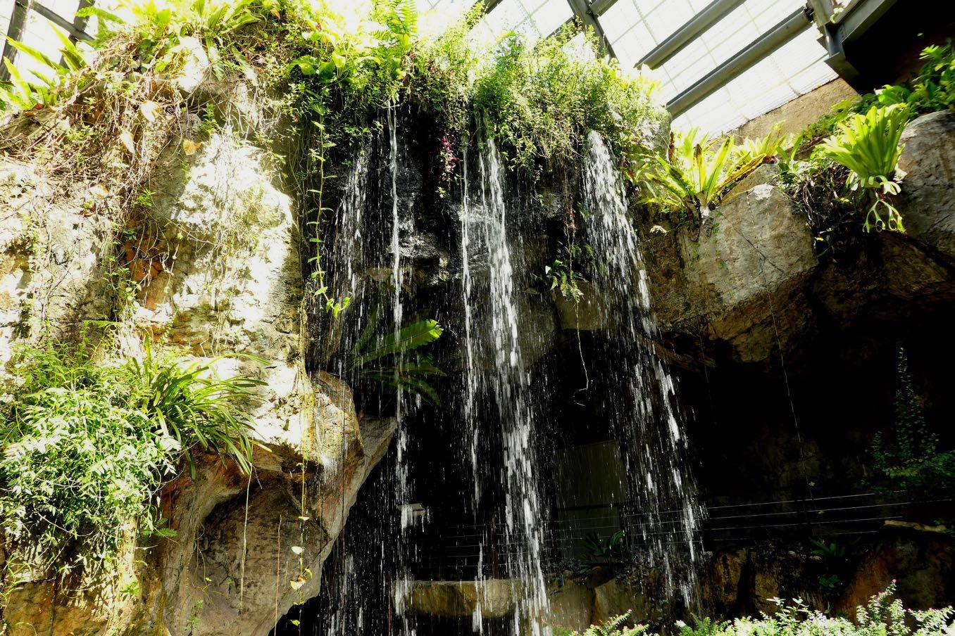 エントピアの滝