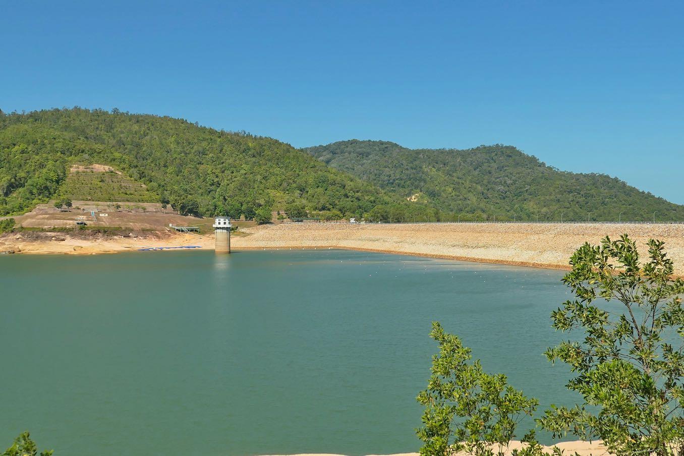Teluk Bahang Damというダム