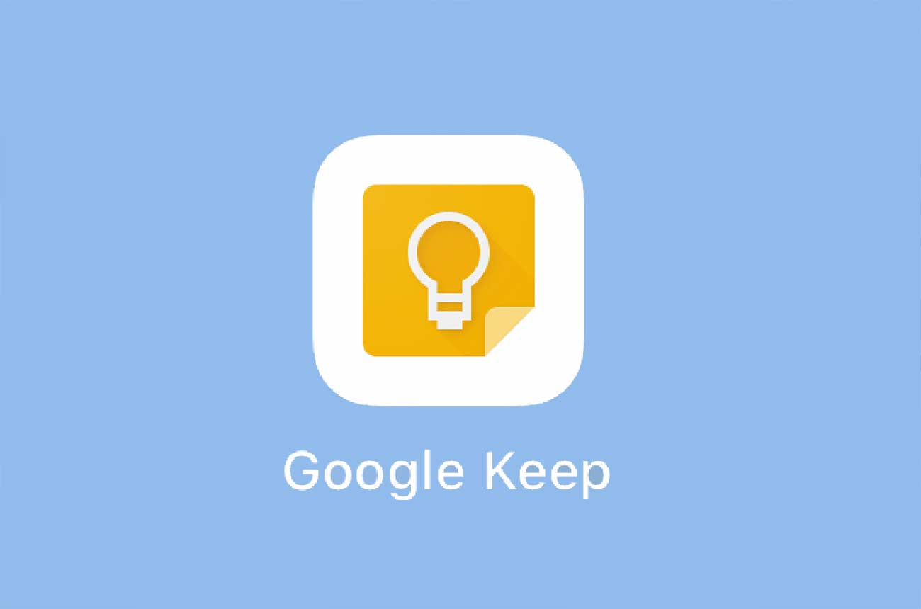Google Keepのアイコン