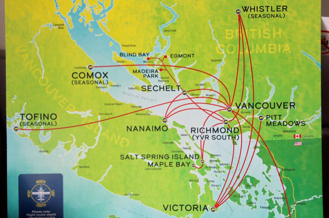 航路を地図で見る