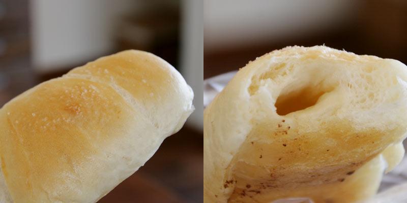 こちらが塩パン