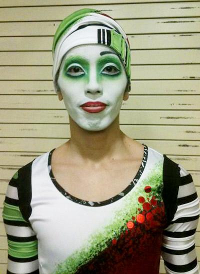 シルク・ドゥ・ソレイユでの経験を活かし日本の舞台芸術に還元したい