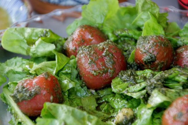 やっぱり高知のトマトの美味さときたら