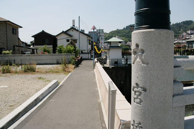 大宮橋から左を見た景色