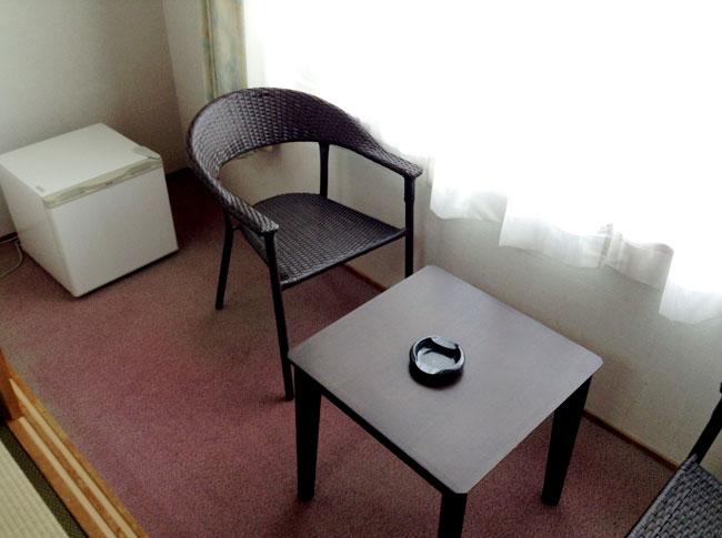 畳の間の横のスペース