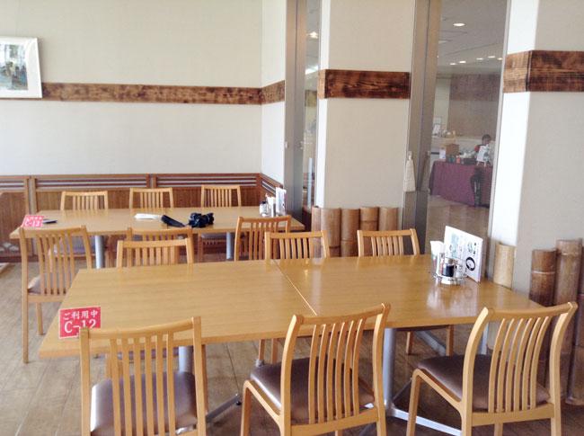 休暇村 大久野島のレストラン
