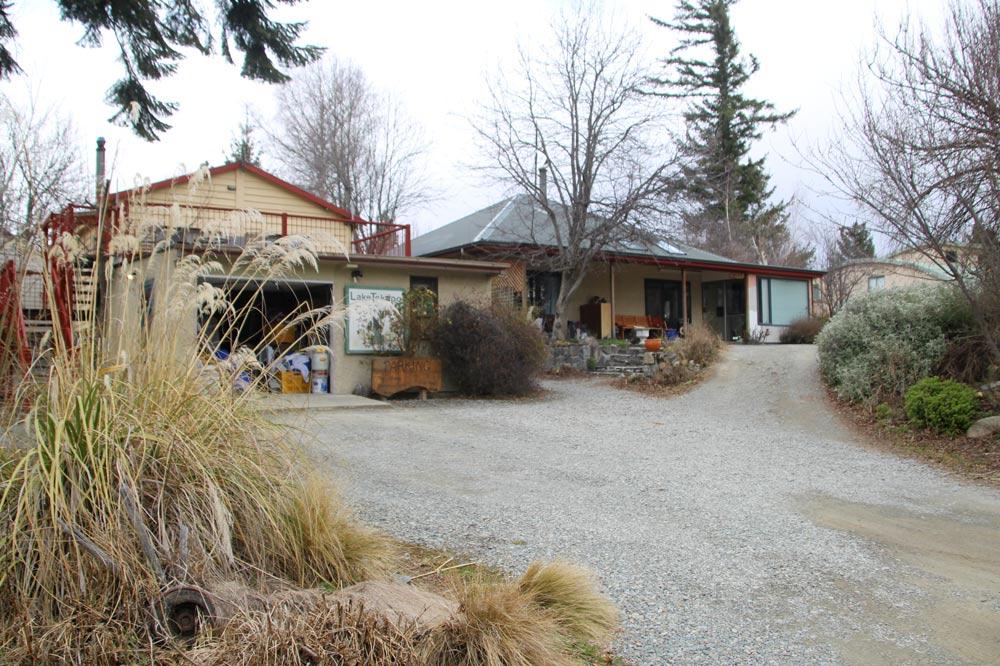 Lake Tekapo Cottageはこんなところ