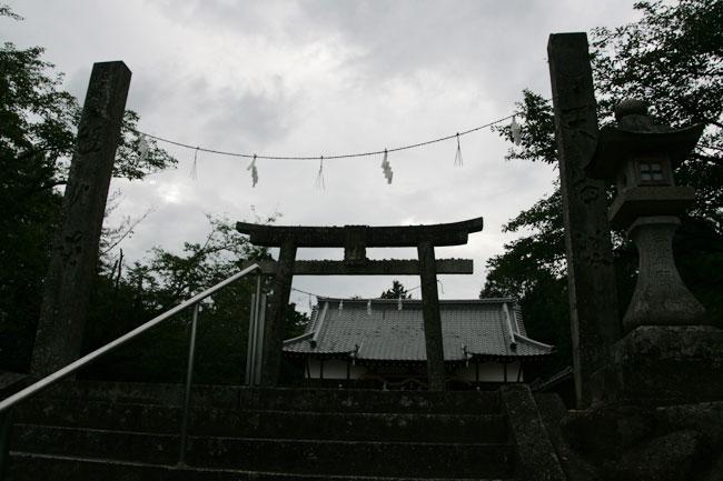 神野神社の鳥居