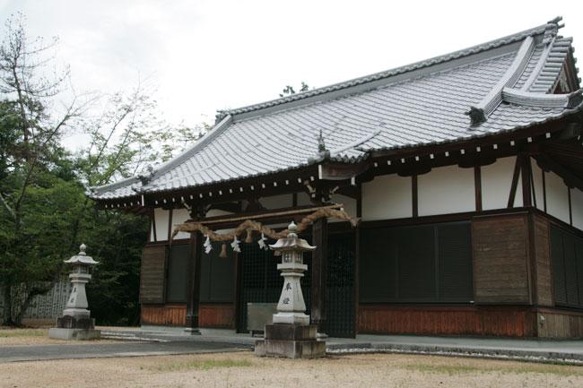神野神社です