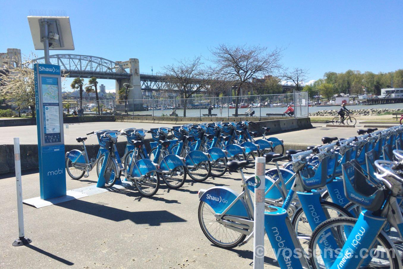 Mobi Bike Station