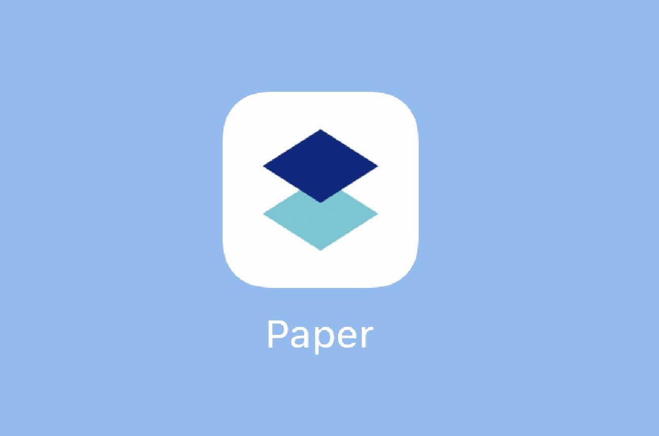Paper by Dropboxのアイコン