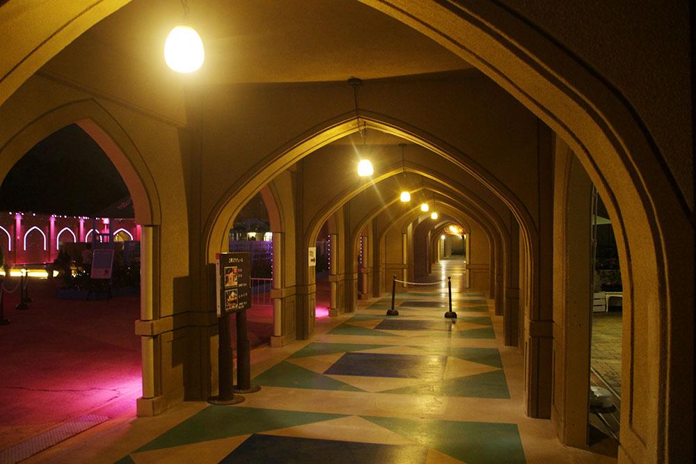 レオマワールドの「モスク」