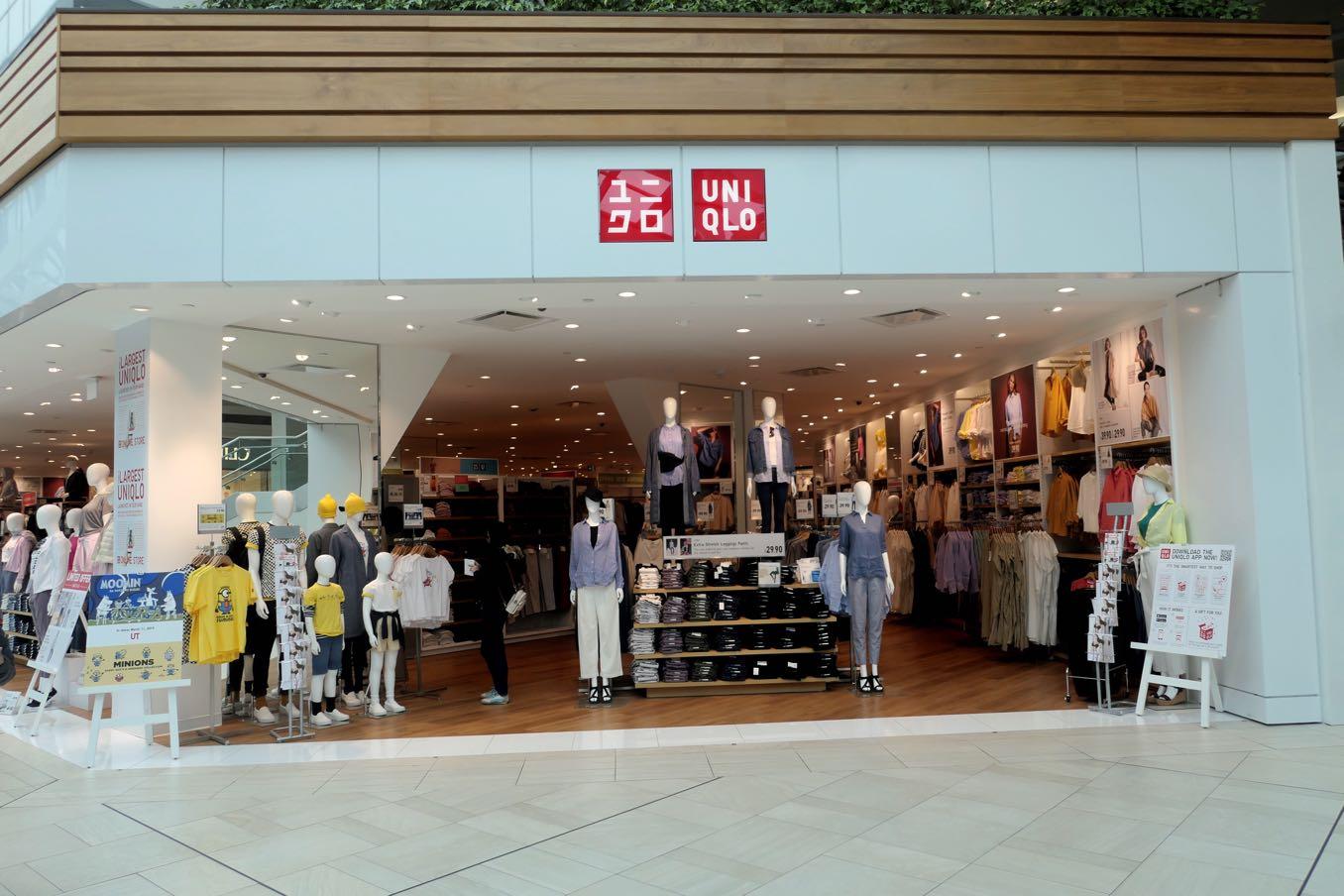 ユニクロ リッチモンドセンター店