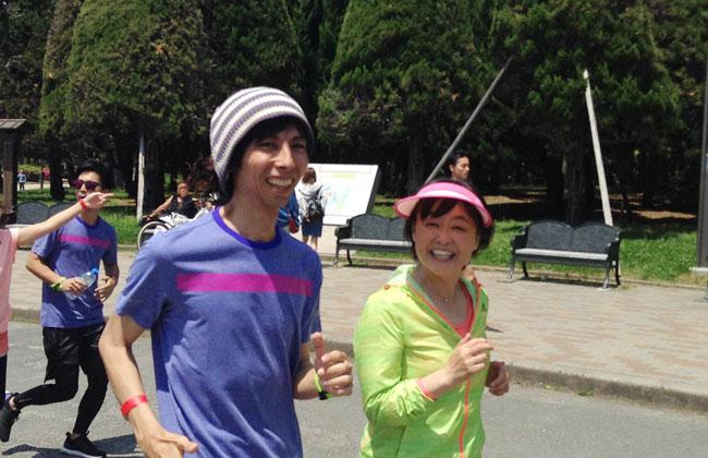 増田選手はテレビのまんまの方で楽しかったです!