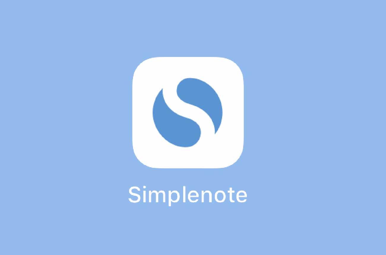 Simplenoteのアイコン