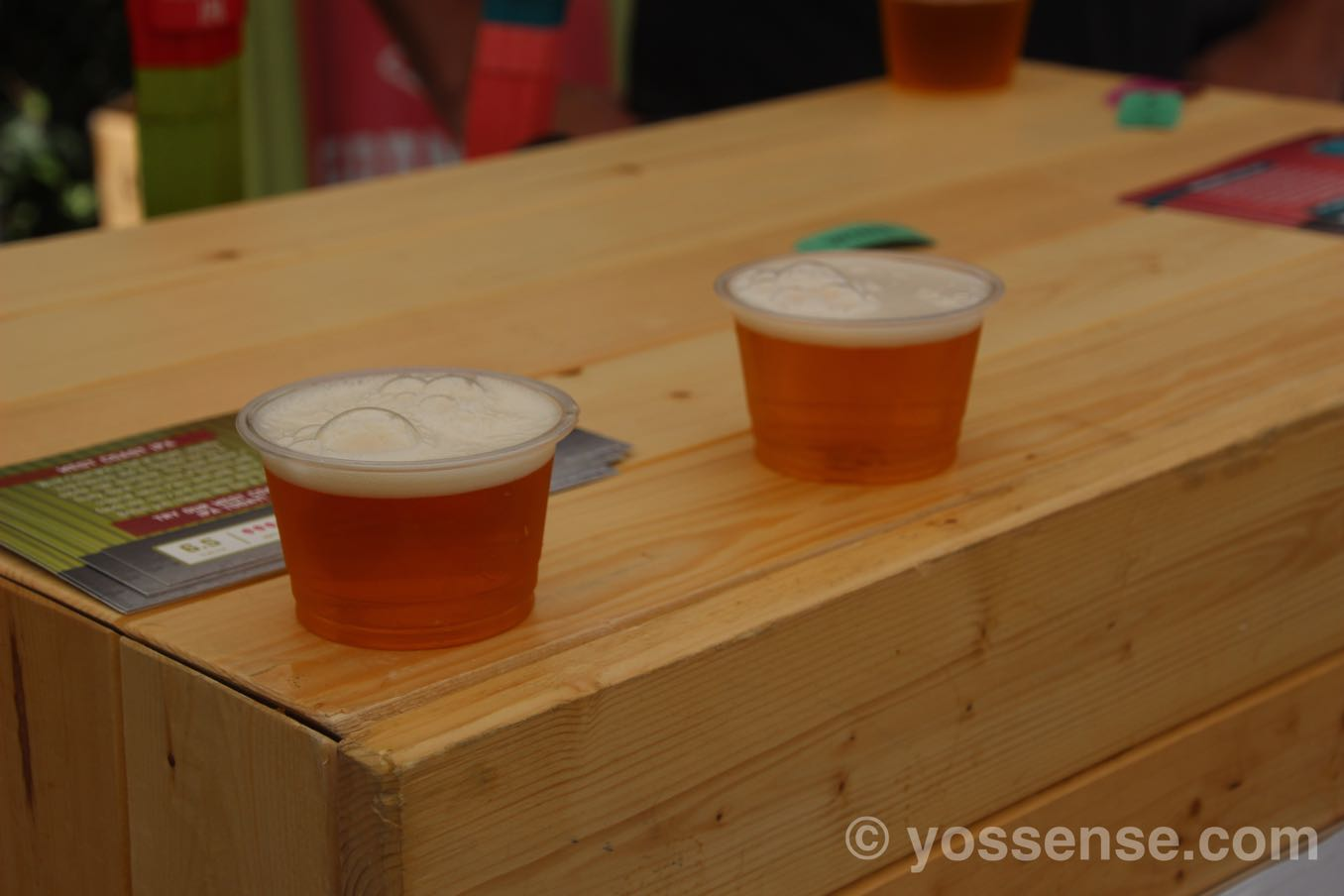 2種類のビール