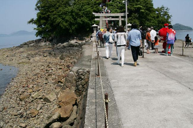 「津島」にたどり着く