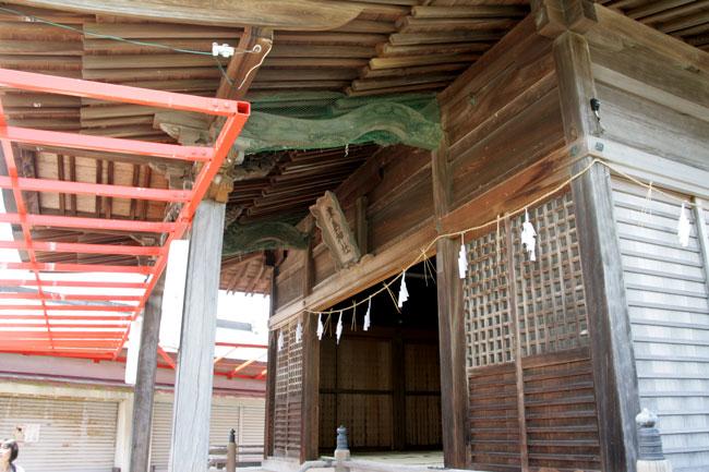 津嶋神社は子どもの守り神