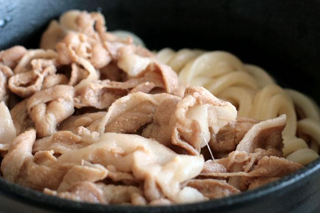 カマ喜riの肉ぶっかけ