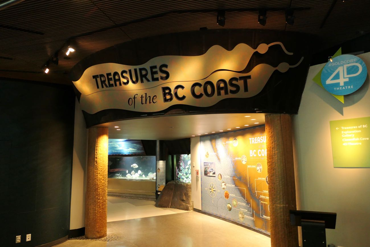 Treasures of the BC Coast(ブリティッシュ・コロンビア沿岸の財宝)