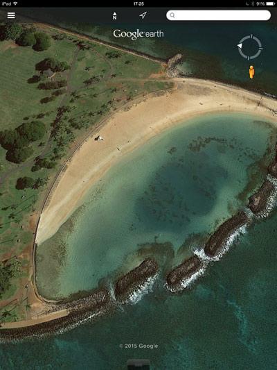 Google Earthで擬似世界旅行へ