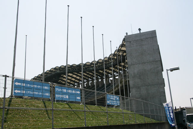 香川県立丸亀競技場