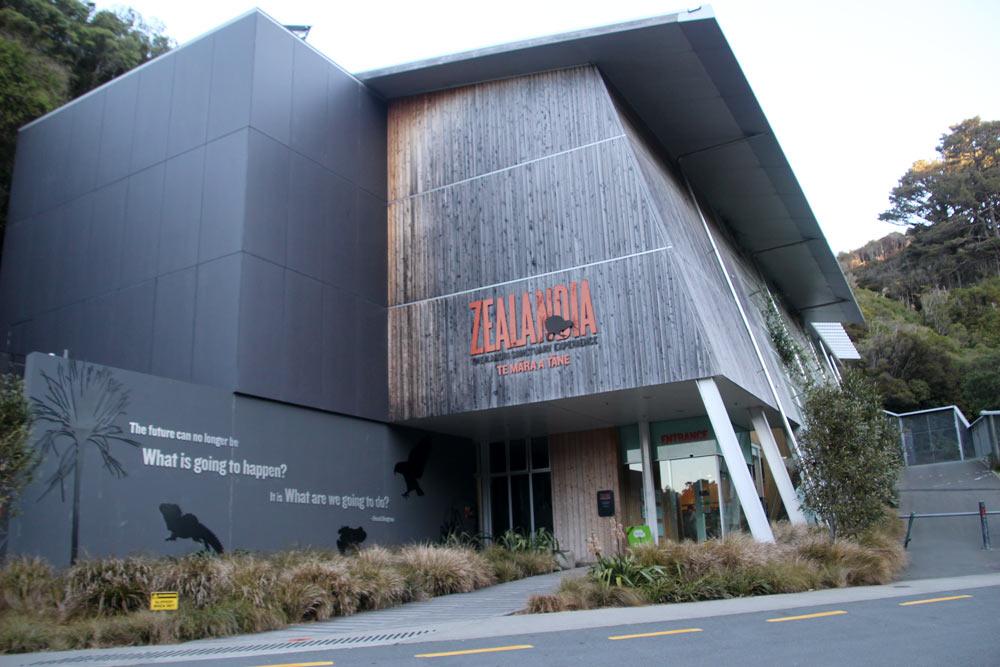 ZEALANDIAの建物