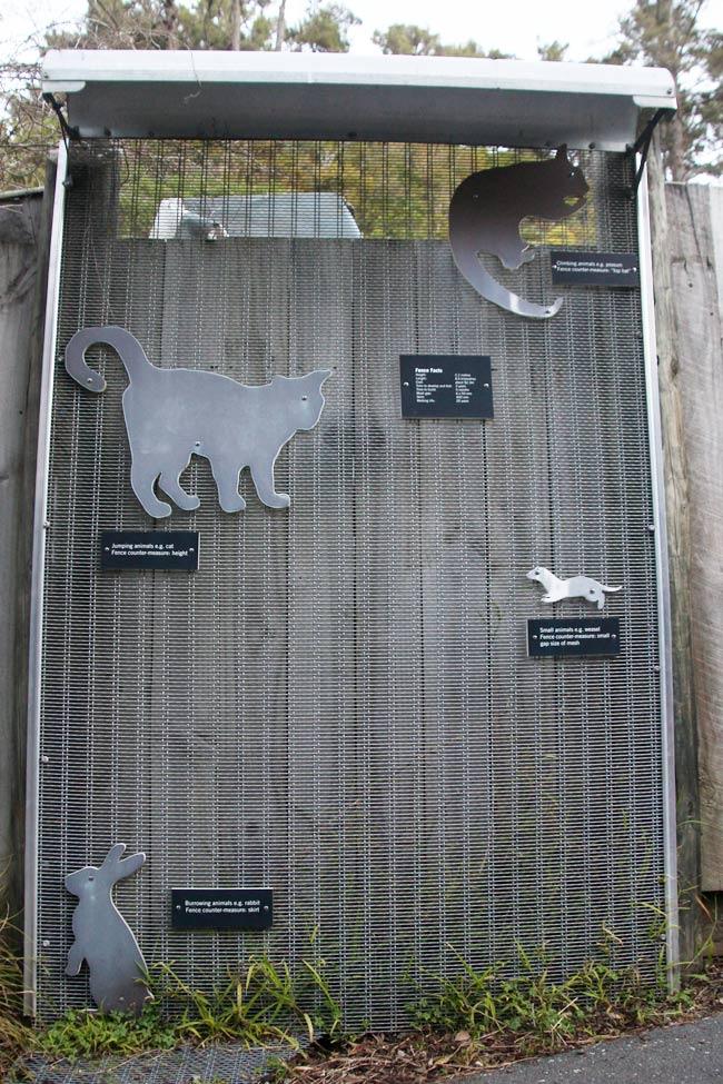 いろんな動物の侵入を防ぐ工夫