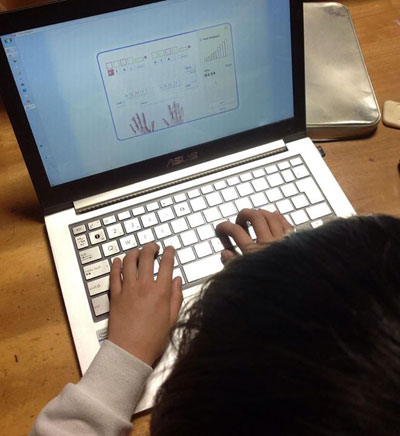 子どもにタイピングソフト