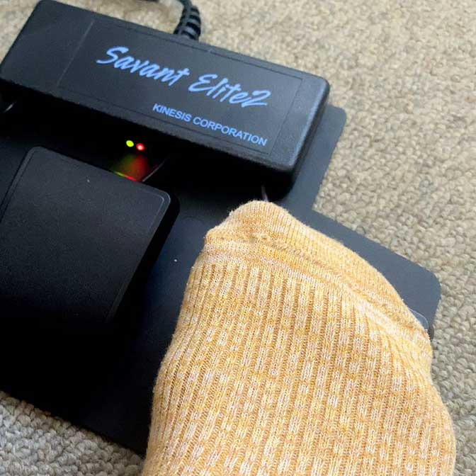 足で押すキーボード? パソコン用フットペダル(フットスイッチ)は究極の効率化ガジェット