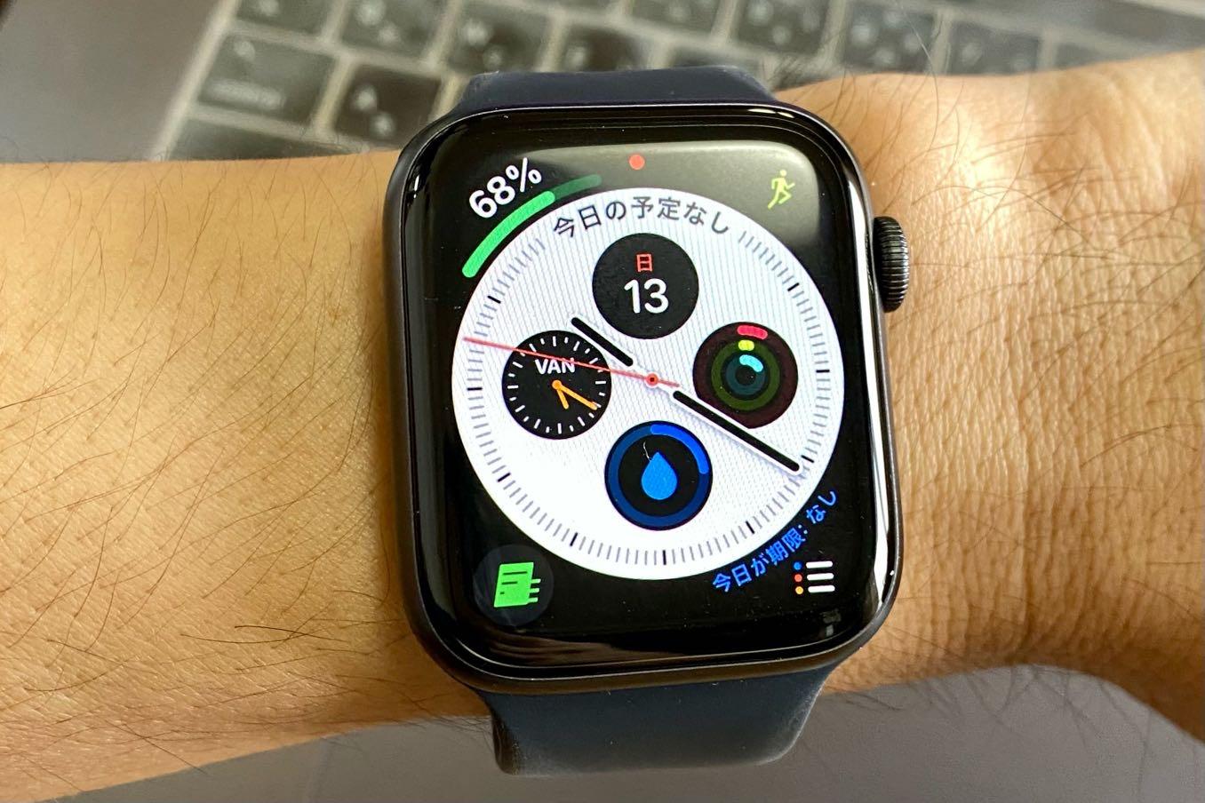 Apple Watchは時計である