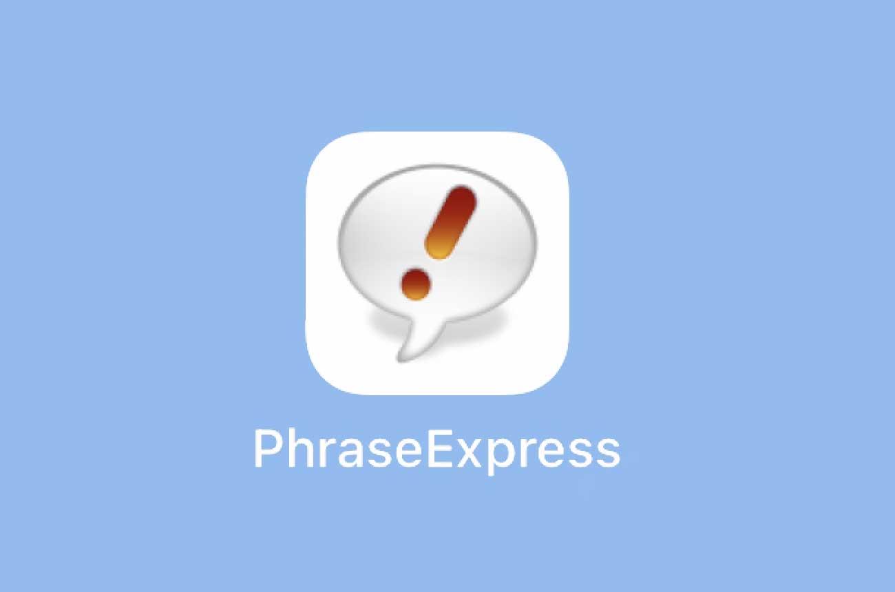 PhraseExpressのアイコン