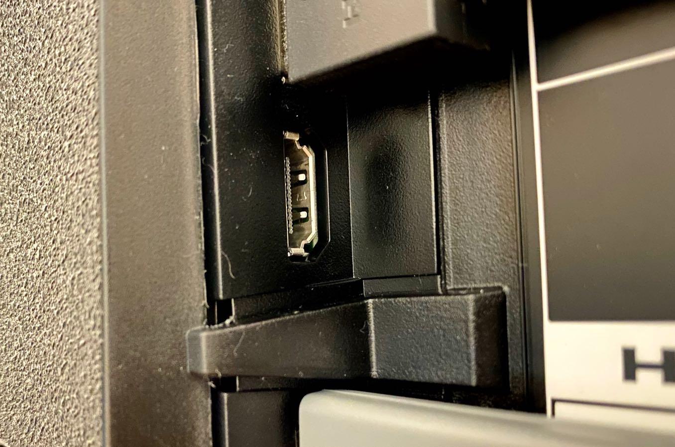 HDMI端子はこちら