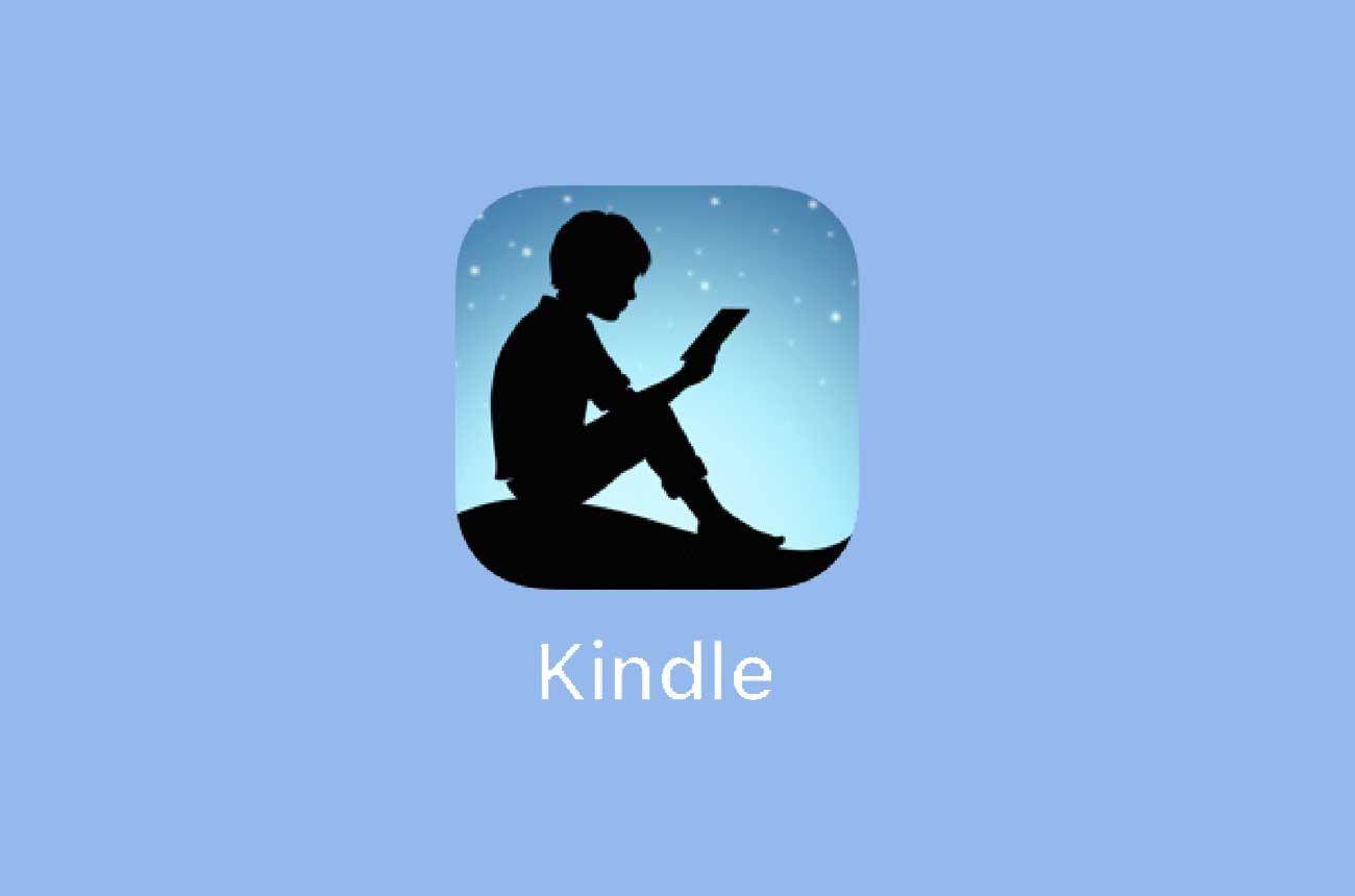 スマホ用アプリ「Kindle」のアイコン