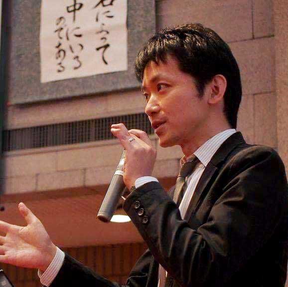 シンジさん(松谷信司)