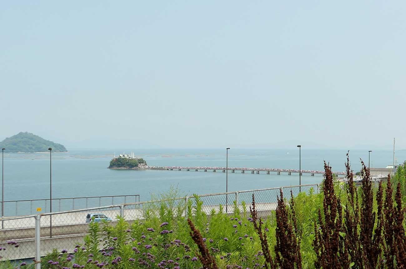 津嶋神社があるのは「津島」と呼ばれる島
